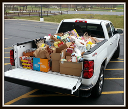 grant township food drive