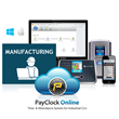 Small Manufacturers Now Choose Lathem's PayClock® Online to Increase Efficiencies