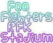 Foo Fighters Tickets - RFK Stadium: Ticket Down Slashes Ticket Prices for Foo Fighters 20th Anniversary Show in Washington, DC at RFK Stadium on July 4, 2015