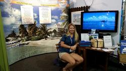 Tropic Ocean Airways Sales Manager in Boothe