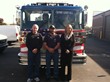 Newly Restored Patriot Guard Fire Truck Boasts Custom Windshields...