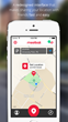 "Recently Updated iPhone & Android App ""MeetBall"" Helps Everyone Find Their Party with Simple and Temporary Location Sharing and Navigation"