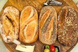 Artisan Organic Bake-at-Home Bread