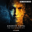 Andrew Rayel Releases 'Find Your Harmony 2015' (Armada Music)...