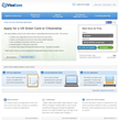 VisaEase - Website Screenshot - 1