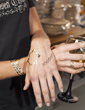 ModernTribe's Hanukkah Gold & Silver Metallic Temporary Tattoos