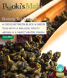 Chillax & Cool Down With Pooki's Mahi's Newly Launched Oolong Tea...