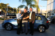 Volkswagen Santa Monica Delivers the first eGolf alternative view