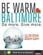 Epic Church presents: Be Warm Baltimore 2014