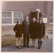 In January 1972, Thomas Sullivan graduated from U.S. Army Basic Training at Fort Dix, NJ. Pictured with him are his Mother & 2 sisters, Lisa & Joanne.