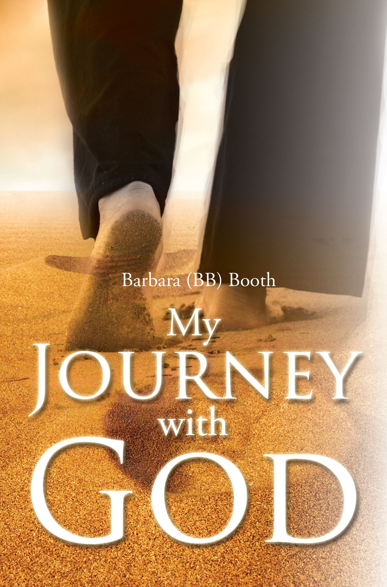 barbara  bb  booth u2019s first book  u201cmy journey with god u201d is