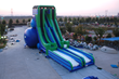 Inflatable slides and custom inflatables