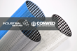 Industrial Netting Displays Conwed Netting at Filtration 2014