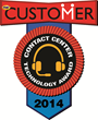 HireIQ Earns Esteemed 2014 CUSTOMER Contact Center Technology Award