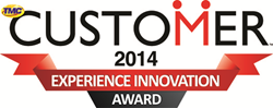 RightAnswers named a finalist of the 2014 CUSTOMER Experience Innovation Award