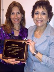 eZCom Software wins NEECOM 2014 EDI Award