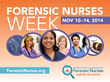 Forensic Nurses Week Recognizes Important Work in the Field