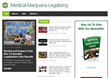 MedicalMarijuanaLegalizing.com Reports on Potential Impact of Cannabis Legalization Vote Results