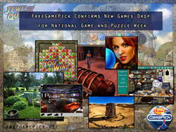 National Puzzle Week FreeGamePick