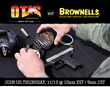 Brownells & Otis Technology to Host Live Webcast Thursday Morning