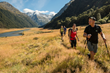 Hiking with Active Adventures New Zealand