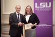 Bar-Z Honored as a Member of 2014 LSU 100