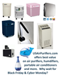 USAirPurifiers.com Announces Early Holiday Specials on Air Purifiers,...