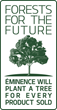 Éminence Organic Skin Care Celebrates Tree Planting Milestone