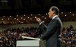At Liberty University, Rick Santorum Shows Need for Moral Society to...