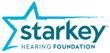 Starkey Hearing Foundation logo