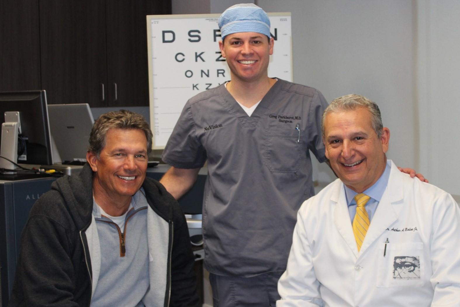 Lasik Eye Center >> Latest FDA Report on LASIK Confirms High Rate of Patient Satisfaction, Says Dr. Greg Parkhurst ...
