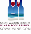 Discount tickets are on sale now, for a limited time, for the 2018 South Walton Beaches Wine and Food Festival.