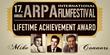 Lifetime Achievement Award Recipient - Mike Connors