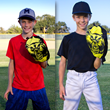 Baseball Glove Targets for Youth Baseball