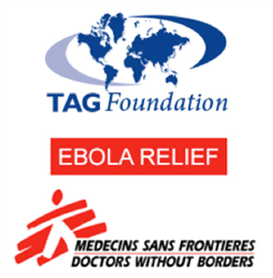 TAGLaw and Lawyers from Around the World Support Ebola Relief
