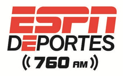 ESPN Deportes 760 AM Podcast with Jorge Maxion