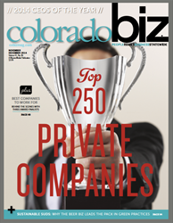 Diversified Machine Systems Ranked 101 in Top 250 Private Companies in Colorado