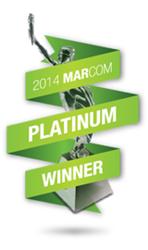2014 MarCom Award Winner QA Graphics