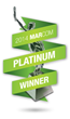 QA Graphics is the Proud Recipient of Two MarCom Awards