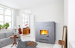 Tulikivi Introduces New Heat Retaining Fireplace