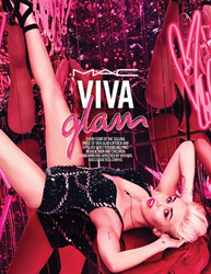 review swatches mac cosmetics viva glam 2015 miley cyrus photos new spokesperson