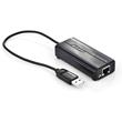 USB 2.0 Combo 10/100Mbps Ethernet+ 2.0 Hub