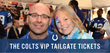 Bullseye Event Group's Final Colts VIP Tailgate of the 2014-15 Season