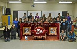 Royal Flush Havanese Awards Gardiner Middle School STEM Lab Grant