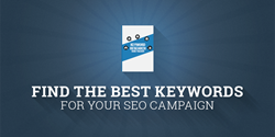 SEO keyword research with Rank Tracker