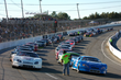 The national Snowball Derby attracts top series NASCAR drivers.