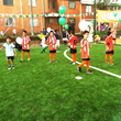 At Tiempo de Juego, Colombian Youth Turn from Violence to Football