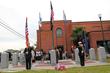 Carencro Veterans Memorial Dedication Ceremony Honors Hometown Heroes