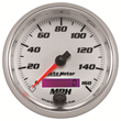 Pro Cycle by Auto Meter Bagger  Speedometer, C2 Series