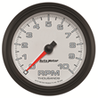 Pro Cycle by Auto Meter Bagger Tachometer, Phantom II